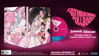 Catherine Full Body Launch Edition - PS4