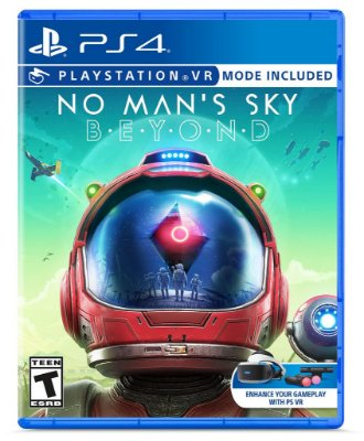 No Mans Sky Beyond C/ VR Mode - PS4