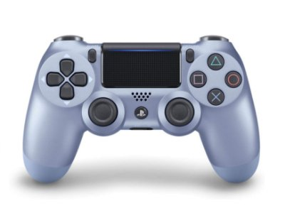 Controle DualShock 4 Wireless Controller Titanium Blue - PS4