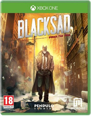 Blacksad Under The Skin - Xbox One