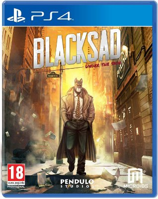 Blacksad Under The Skin - PS4