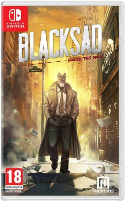 Blacksad Under The Skin - Switch