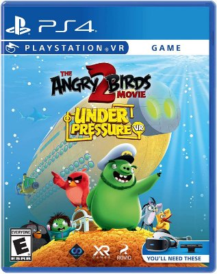 The Angry Birds Movie 2 VR Under Pressure - PS 4 VR