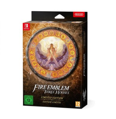 Fire Emblem Three Houses Collectors Limited Edition Europa - Switch