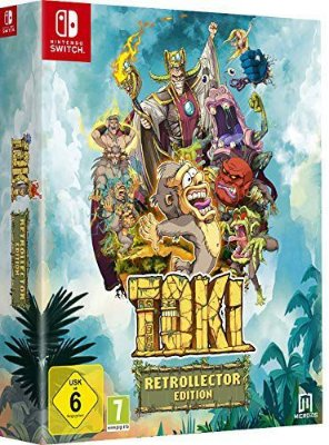 Toki Retro Collector's Edition - Switch