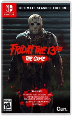 Friday The 13th Ultimate Slasher Edition - Switch