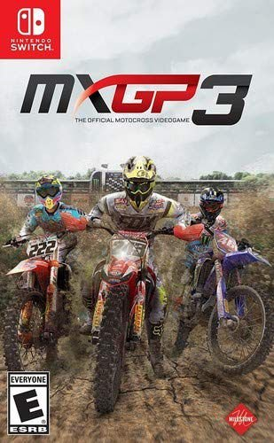 MXGP 3 The Official Motocross - Switch