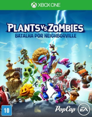 Plants Vs Zombies 3 Battle for Neighborville - Xbox One