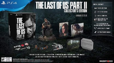 The Last of Us Part II Collectors Edition - PS4