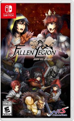 Fallen Legion Rise to Glory - Switch