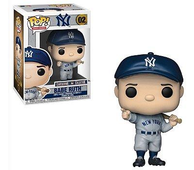 Funko Pop Sports Legends New York Yankees 02 Babe Ruth