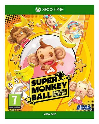 Super Monkey Ball Banana Blitz HD - Xbox One
