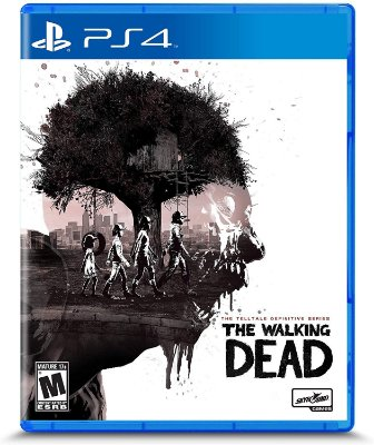 The Walking Dead The Telltale Definitive Series - PS4