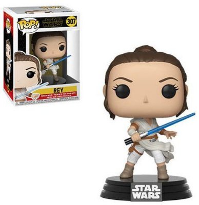 Funko Pop Star Wars Episode 9 Rise of Skywalker 307 Rey
