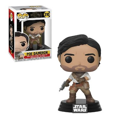 Funko Pop Star Wars Episode 9 Rise of Skywalker 310 Poe Dameron