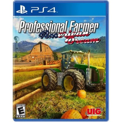 Professional Farmer American Dream - Ps4