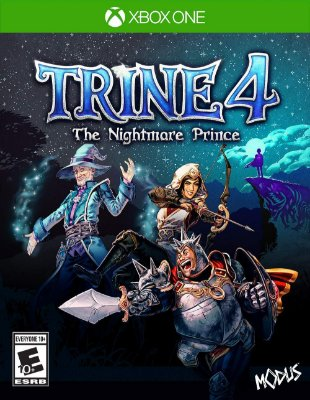 Trine 4 The Nightmare Prince - Xbox One