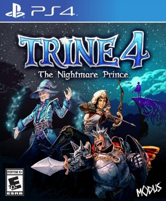 Trine 4 The Nightmare Prince - PS4