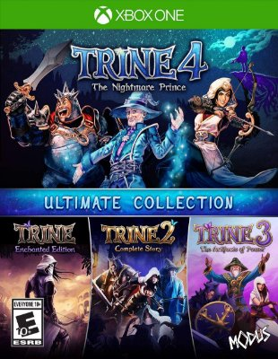 Trine 4 Ultimate Collection - Xbox One