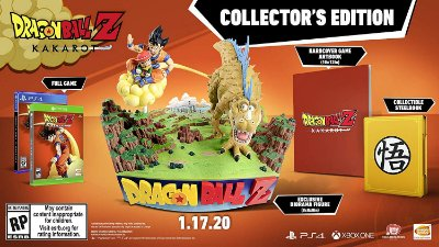 Dragon Ball Z Kakarot Collectors Edition - PS4