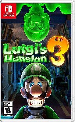 Luigis Mansion 3 - Switch
