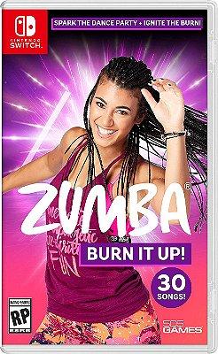 Zumba Burn It Up! - Switch
