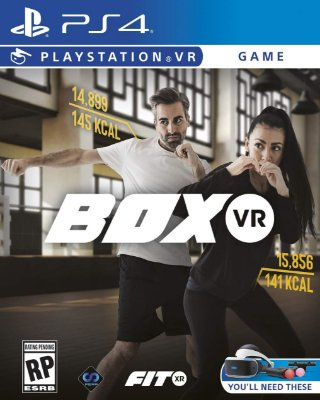 Boxvr Box - PS4 VR