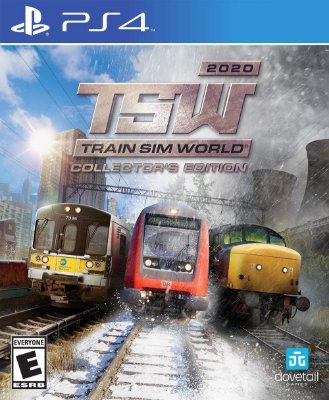 Train Sim World 2020 Collectors Edition - PS4
