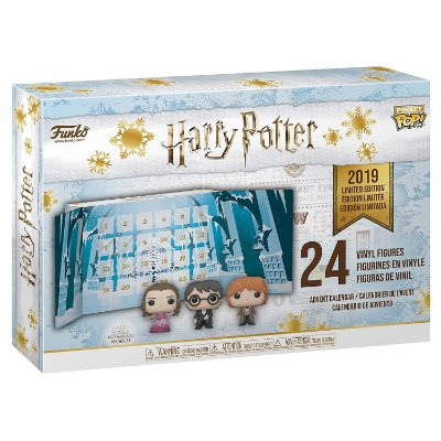 Funko Pop Advent Calendar Harry Potter 24 Peças
