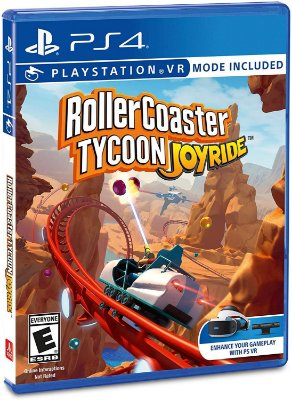 Rollercoaster Tycoon Joyride C/ VR Mode - PS4