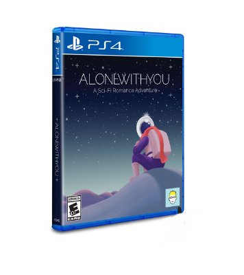 Alone With You Limited Run 241 - Ps4