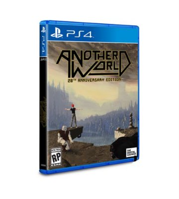 Another World Limited Run 180 - Ps4