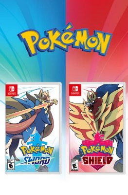 Pokemon Sword e Pokemon Shield - Switch