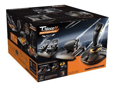 Thrustmaster T.16000m FCS Flight Pack - PC