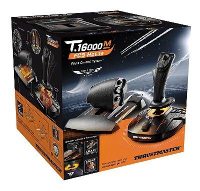 Thrustmaster T.16000m FCS Hotas C/ Acelerador - PC