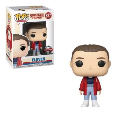 Funko Pop Funko Stranger Things 827 Eleven Exclusive