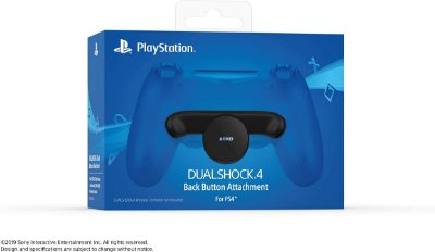 DualShock 4 Back Button Attachment - PS4
