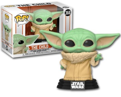 Funko Pop Star Wars The Mandalorian 368 The Child Baby Yoda