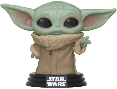 Funko Pop Star Wars The Mandalorian 368 Baby Yoda The Child