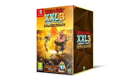 Asterix & Obelix XXL3 The Crystal Menhir Collectors Edition - Switch