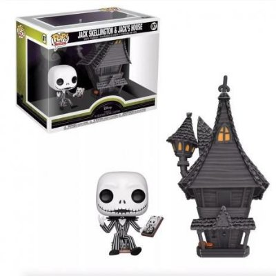 Funko Pop Disney 07 Jack Skellington with Jacks House