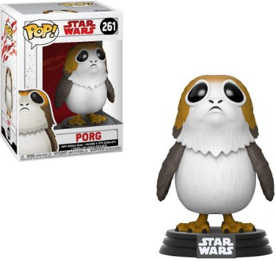 Funko Pop Star Wars The Last Jedi 261 Porg