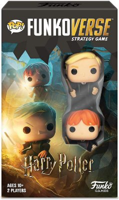 Funko Pop Funkoverse Strategy Game Harry Potter - Inglês