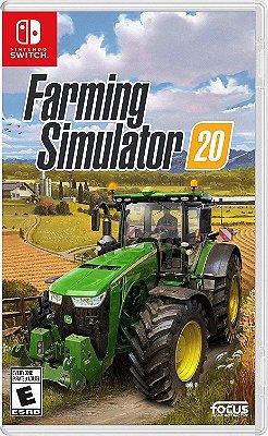 Farming Simulator 20 - Switch
