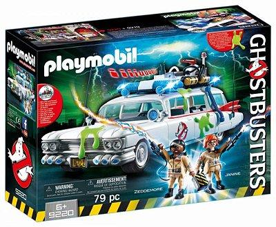 PLAYMOBIL Ghostbusters Ecto-1 Luzes e Som 9220