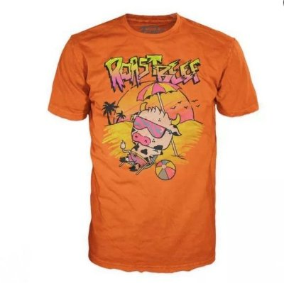 Camiseta Funko Stranger Things Dustin Roast Beef - P