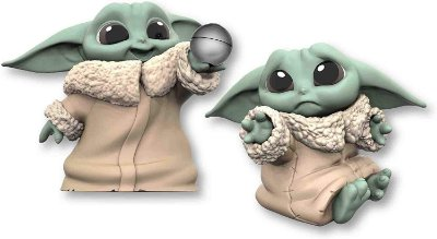 Star Wars The Mandalorian Baby Yoda Don't Leave Ball Toy