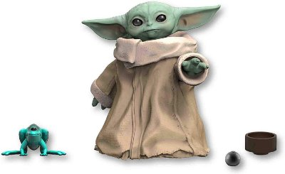 Star Wars The Mandalorian Baby Yoda The Black Series The Child Toy