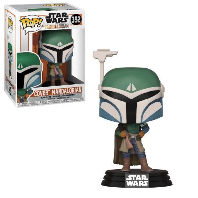 Funko Pop The Mandalorian 352 Covert Mandalorian