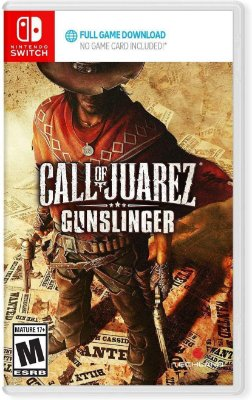 Call of Juarez Gunslinger - Switch